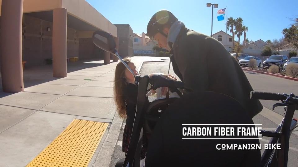 The Companion Bike – No More Biking Limitations