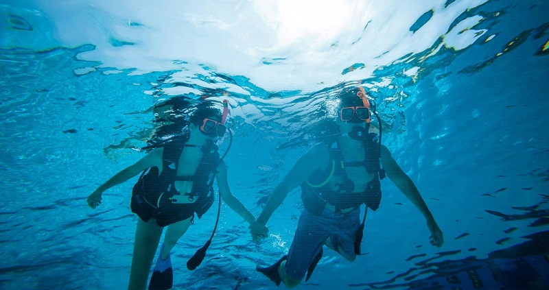 Top 5 Countries to go for Scuba Diving