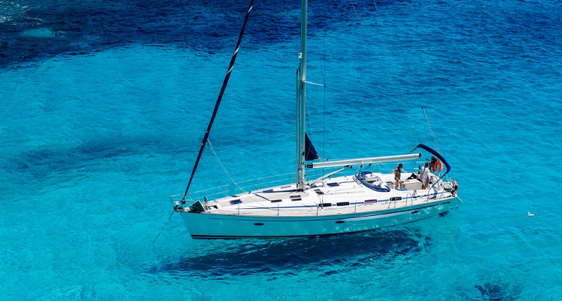 Things you need to consider to charter a sailboat
