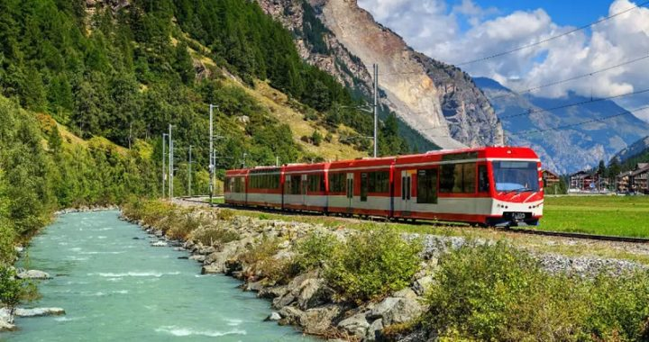 Top 5 Train Trips to Enjoy the Eco-Friendly Travel in Europe