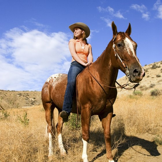Try Out Some Guided Horseback Riding in Utah.