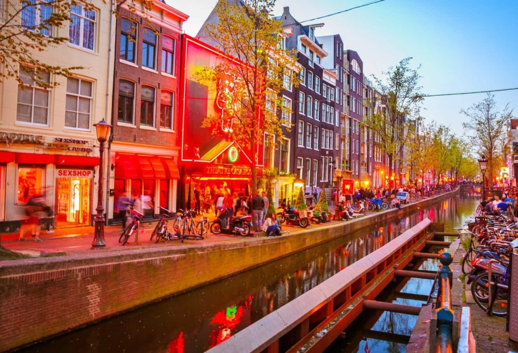 What's it Like at The Heart of Amsterdam?