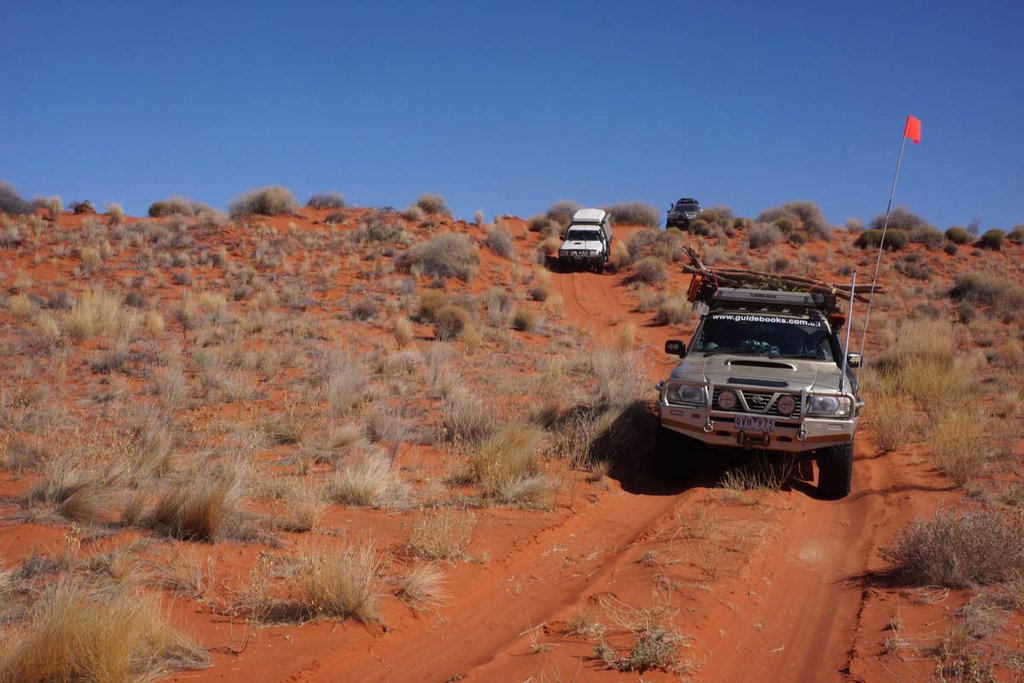 The Madigan Line Outback Experience