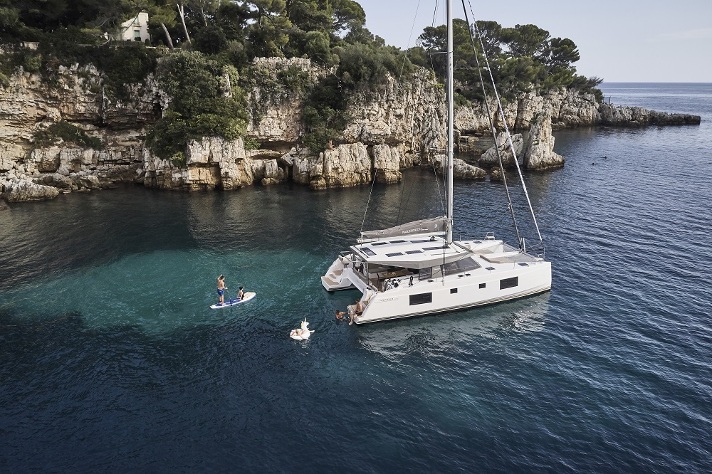 Nautitech Catamarans, Performance-Cruisers Designed By Marc Lombard That are Safe, Fast, And Comfortable At Sea