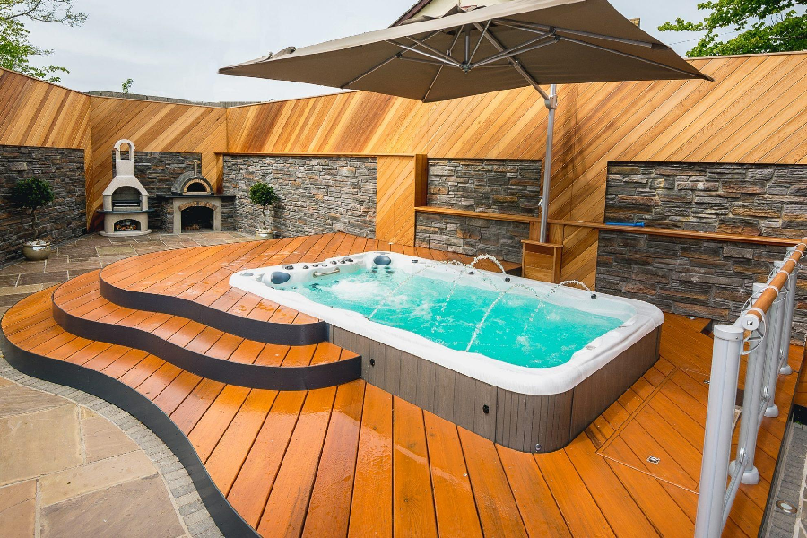 Is Adding Wood-fired Hot Tub A Must-have for Your Commercial or Private Holiday Home?