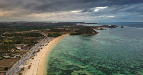6 Wonderful Tourism Destinations in Mandalika